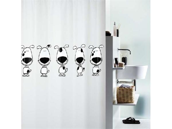 Spirella 10.12416 Beagle zuhanyfüggöny
