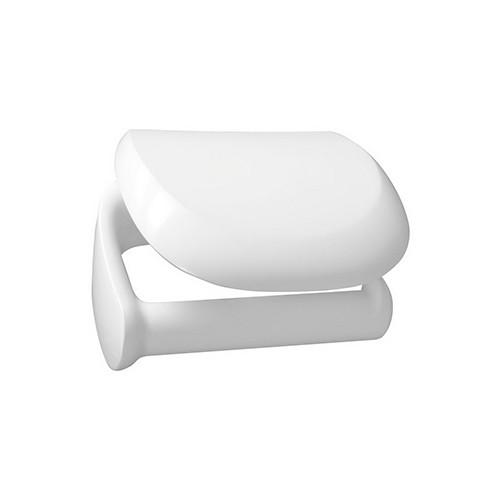 Bisk 28927 Athena WC papírtartó fedeles