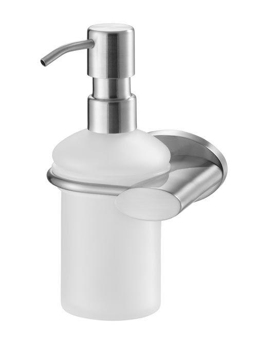 Bisk 03120 Side szappanadagoló fali tartóval