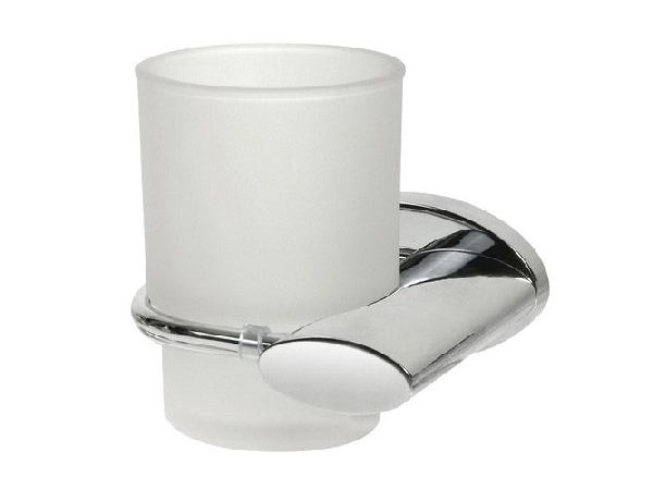 Bisk 00994 Side pohár fali tartóval I-es