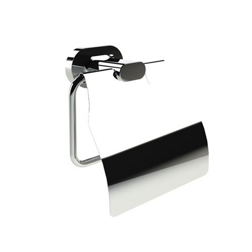 Bisk 07029 Go WC-papír tartó fedeles