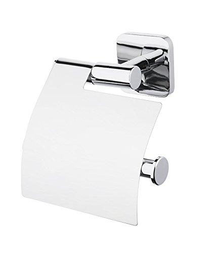 Bisk 06843 Forte WC-papír tartó fedeles