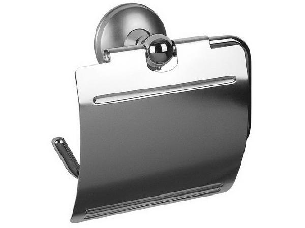 Bisk 71350 Dakota WC-papír tartó fedeles