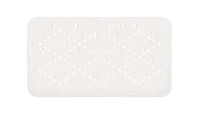 Spirella 10.70533 Alaska csúszásgátló 71X36 cm fehér