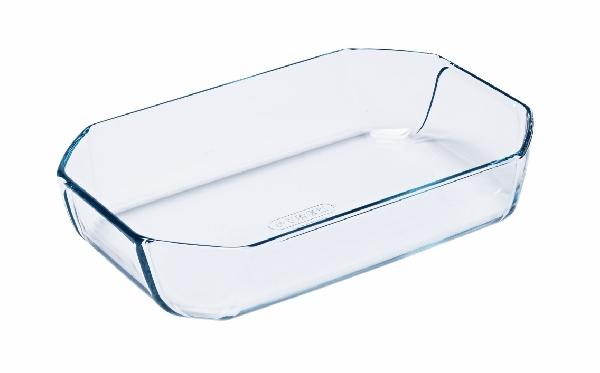Pyrex 2977 Inspiration üveg sütőtál 30 X 20 cm