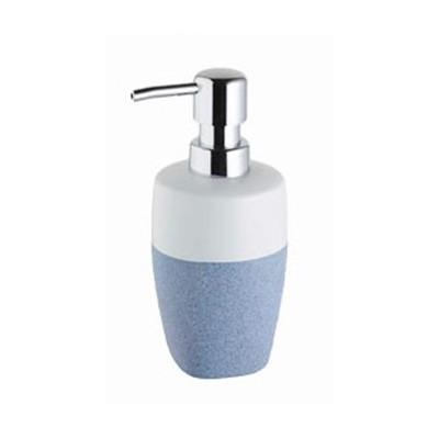 Bisk 06306 Stone szappanadagoló kék