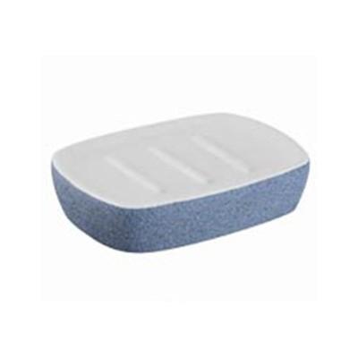 Bisk 06308 Stone szappantartó kék