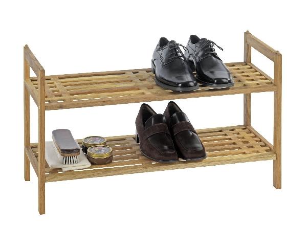Wenko 186169 Norway cipőtartó polc