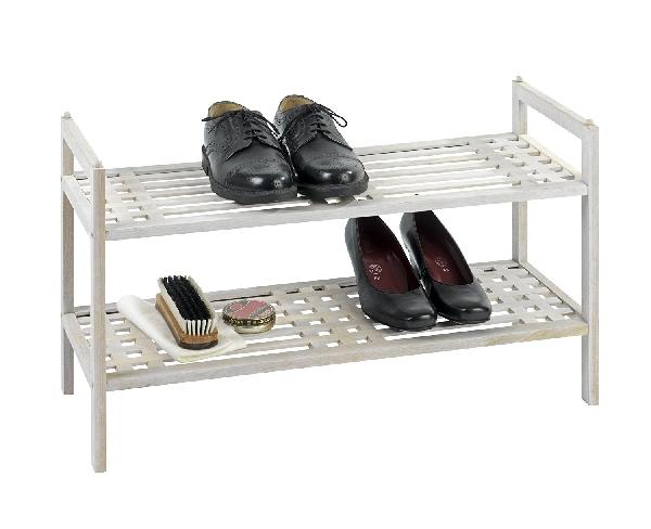 Wenko 166147 Norway cipőtartó polc