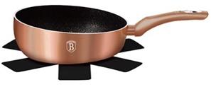 Berlinger Haus BH-1522N Rosegold Metallic Line flip serpenyő 26 cm