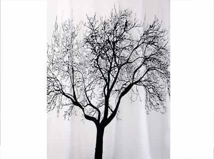 Bisk 04440 Tree zuhanyfüggöny