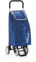 Gimi 392002 Twin bevásárlókocsi tolható-húzható kék