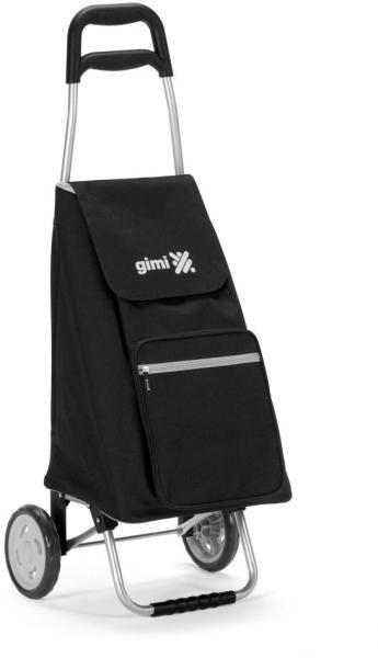 Gimi 392005 Argo bevásárlókocsi fekete