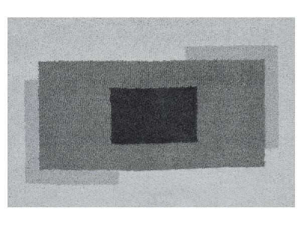 Spirella 10.20076 Anela fürdőszobaszőnyeg 60x90 cm szürke