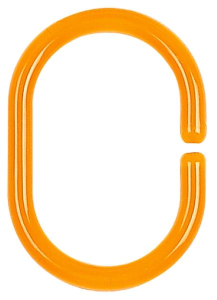 Spirella 10.09733 C-Minor függönykarika, narancs