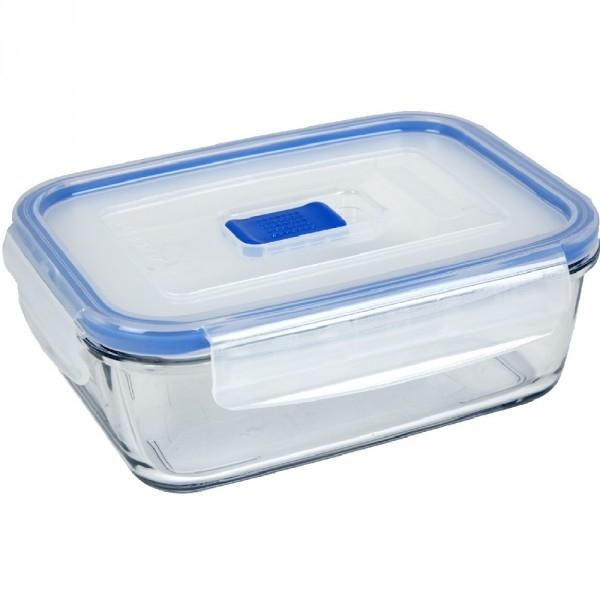 Luminarc 34411 Pure Box Active üvegtál+műanyag tető 0,82 l
