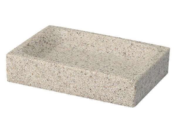 Bisk 01597 Sand szappantartó