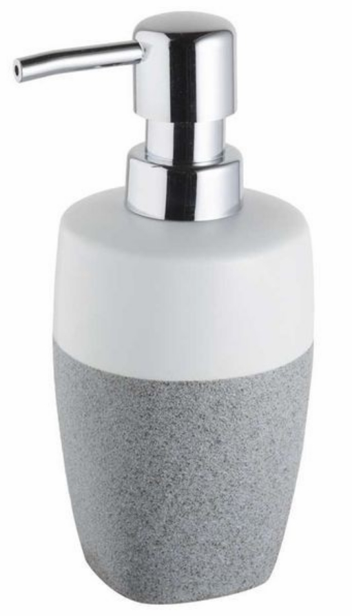 Bisk 06310 Stone szappanadagoló szürke
