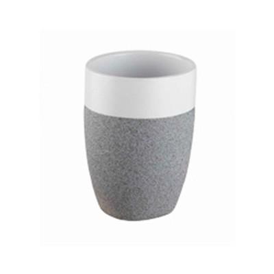Bisk 06311 Stone pohár szürke