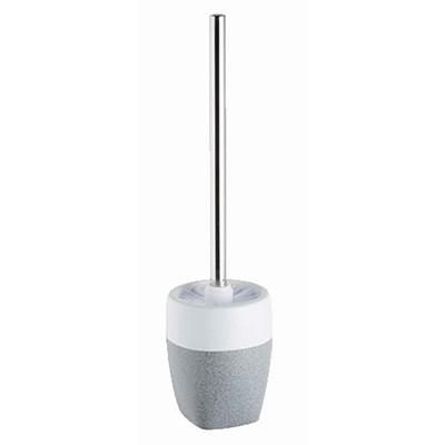 Bisk 06313 Stone WC-kefe  szürke