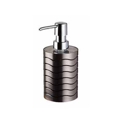 Bisk 06323 Lines szappanadagoló ezüst