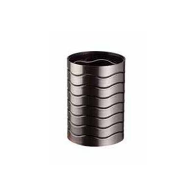 Bisk 06324 Lines pohár ezüst