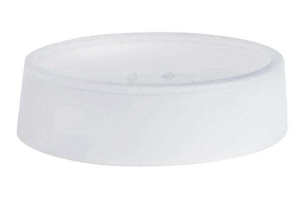 Bisk 06339 Frost szappantartó fehér