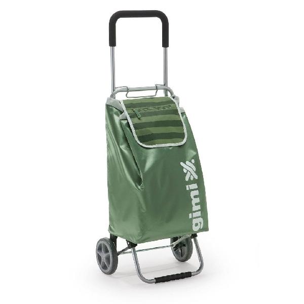 Gimi 392012 Flexi bevásárlókocsi zöld