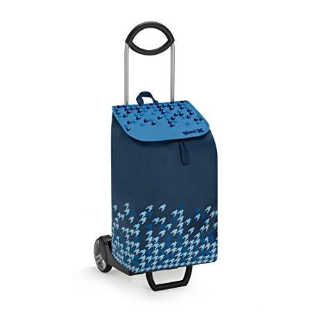 Gimi 392025 Ideal Blue bevásárlókocsi
