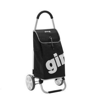 Gimi 392024 Galaxy Black bevásárlókocsi