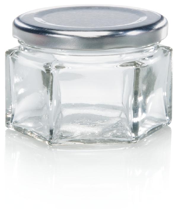Leifheit 3208 Hatszögletű csavaros üveg 47 ml