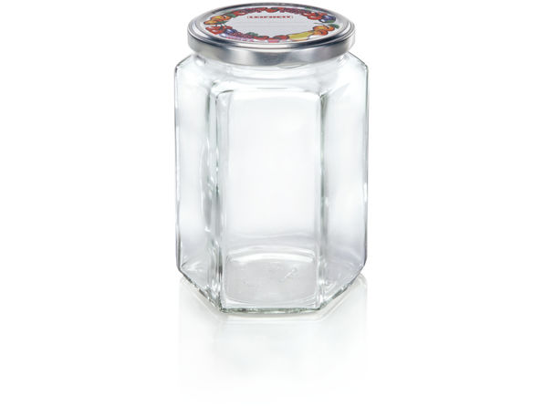 Leifheit 3211 Hatszögletű csavaros üveg 770 ml