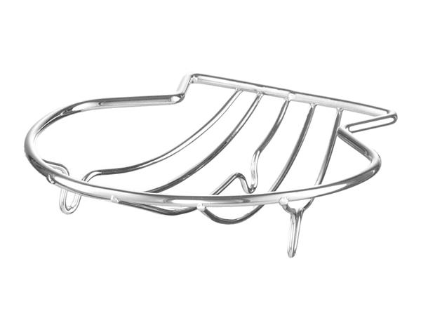 Bisk 04121 Szappantartó, kagyló