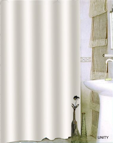 Bisk 08702 Unity zuhanyfüggöny 180x200 cm