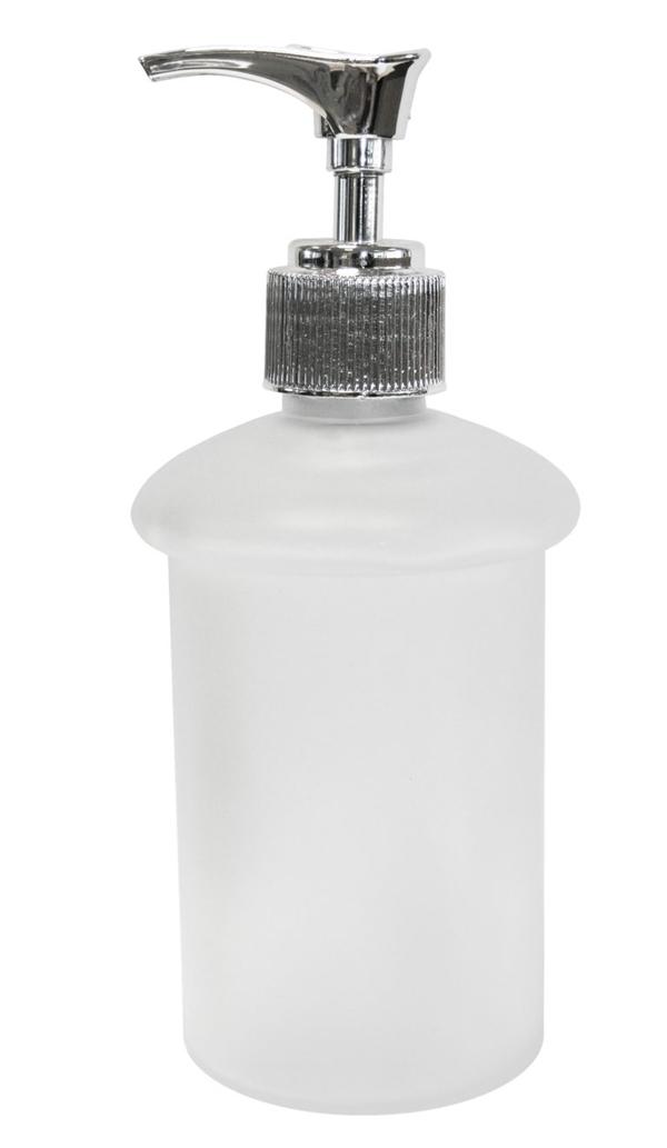 Bisk 00200 Szappanadagoló, üveg