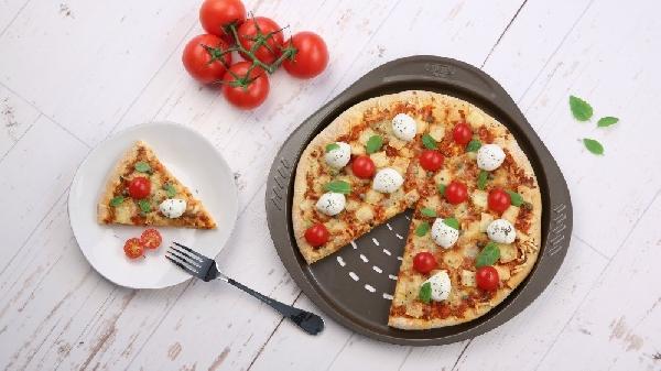 Pyrex 276476 AsimetriA pizzasütő forma 32 cm