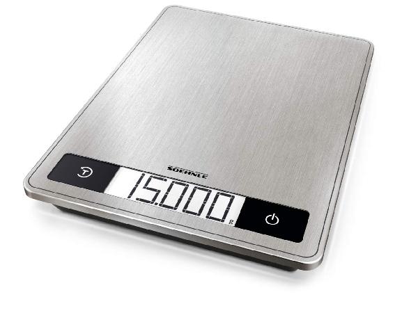 Soehnle 61509 Page Profi 200 digitális konyhai mérleg 15 kg