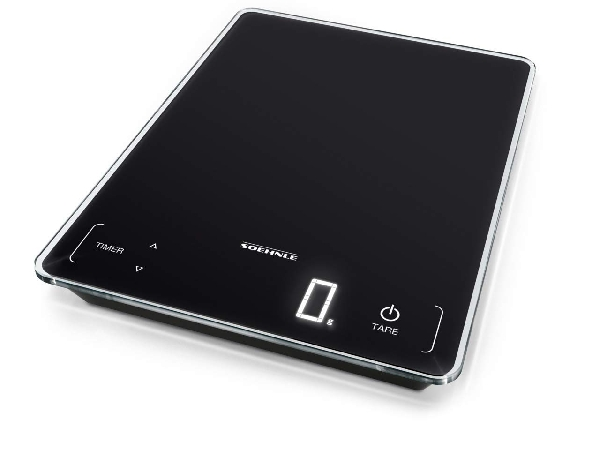 Soehnle 61506 Page Profi 100 digitális konyhai mérleg és időzítő 15 kg
