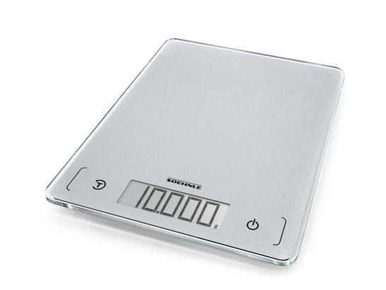 Soehnle 61504 Page Comfort 300 Slim digitális konyhai mérleg 10 kg