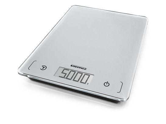 Soehnle 61502 Page Comfort 100 digitális konyhai mérleg 5 kg