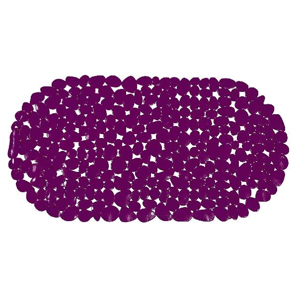 MSV 140966 Csúszásgátló, 35x68 cm, lila