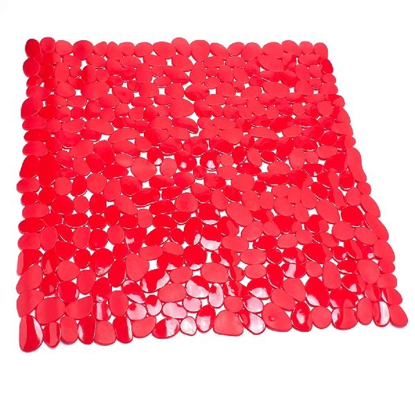 MSV 140894 Csúszásgátló, 54x54 cm, piros