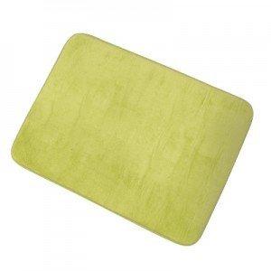 MSV 140858 Memoire de forme Fürdőszobaszőnyeg 50x70 cm, ánizs zöld