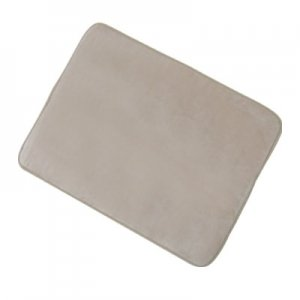 MSV 140865 Memoire de forme Fürdőszobaszőnyeg 50x70 cm, beige