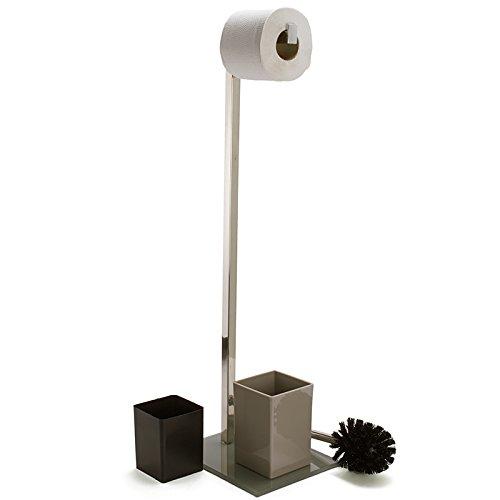 MSV 141319 WC papír és kefetartó