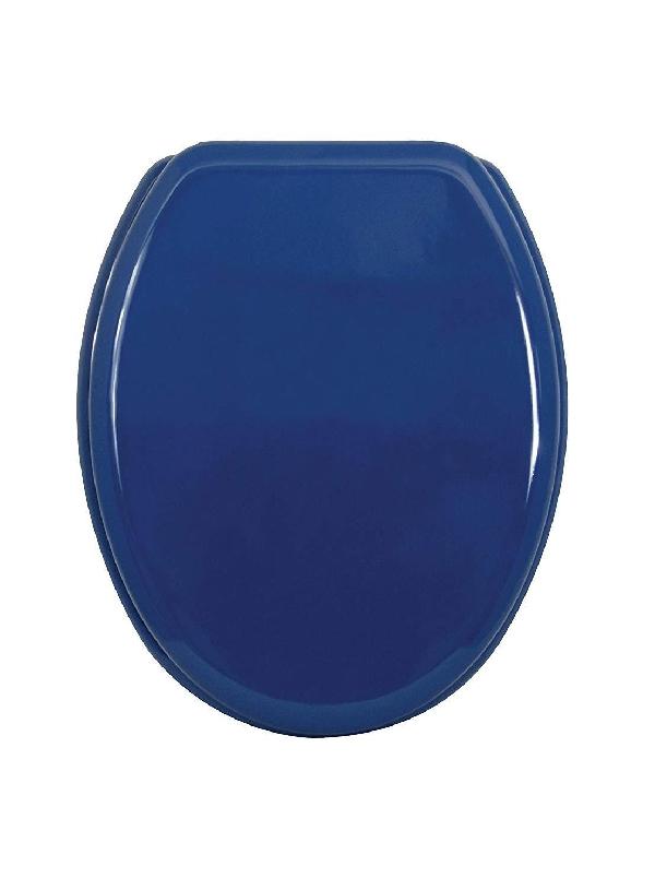 MSV 140015 WC ülőke MDF sötétkék
