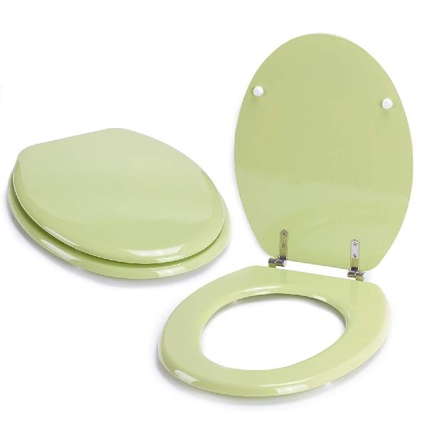 MSV 140018 WC ülőke MDF zöld