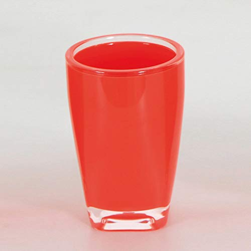 MSV 140670 Tahiti pohár piros