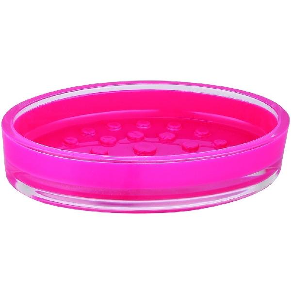 MSV 141588 Tahiti szappantartó pink