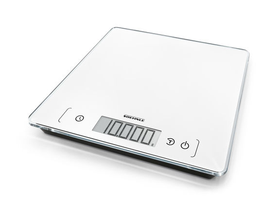 Soehnle 61505 Page Comfort 400 Digitális konyhai mérleg és időzítő 10 kg